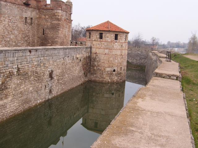 Fortification And Castle Of Medieval Times